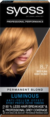 FARBA HONEY BLOND 8-7 SYOSS
