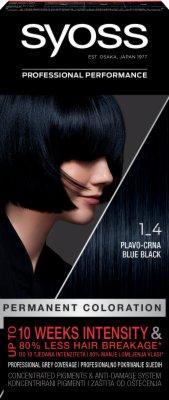 FARBA BLUE BLACK 1-4 SYOSS