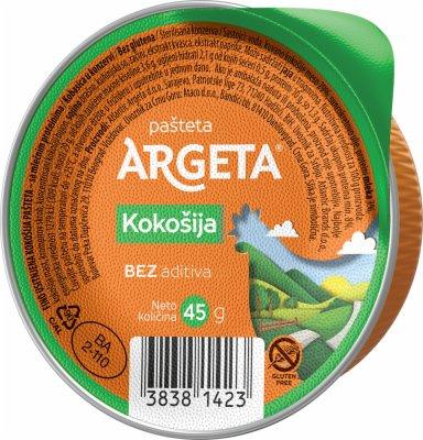 PASTETA KOKOSIJA 45G ARGETA