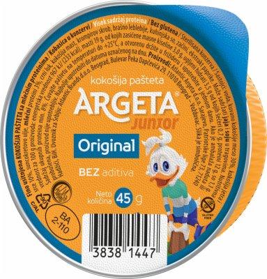 PASTETA JUNIOR 45G ARGETA