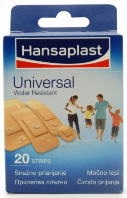 FLASTER UNIVERSAL 20/1 HANSAPLAST