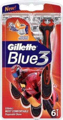 BRIJAC BLUE 3 PRIDE6KOM LBRST GILLETTE