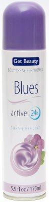 DEO SPREJ BLUES 175ML GET  BEAUTY