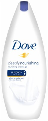 GEL ZA TUSIRANJE DEEP NOURISH  250ML DOV