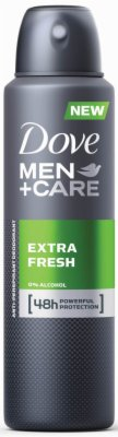 DEO SPREJ EXTRA FRESH 150ML DOVE