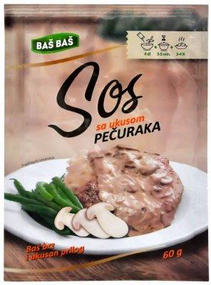 SOS OD PECURAKA 60G BAS BAS