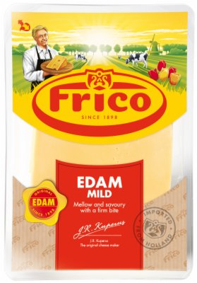 SIR EDAM LISTICI 40%MM 150G FRICO