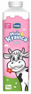 JOGURT MOJA KRAVICA 2,8% 1KG TT