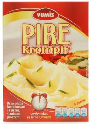 KROMPIR  PIRE 120G YUMIS