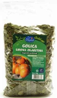 GOLICA SIROVA ORGANIC 0,5KG BEYOND