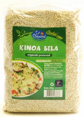 KINOA BELA ORGANIC 0,5KG BEYOND