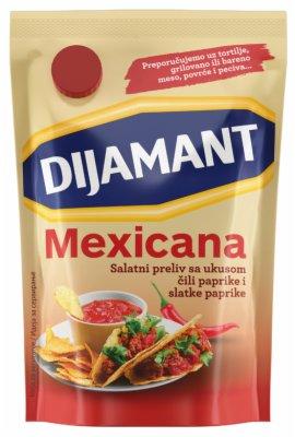 PRELIV ZA SALATU MEXICANA 300G DIJAMANT
