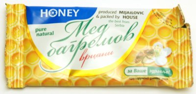 MED BAGREMOV 15G MED HONEY