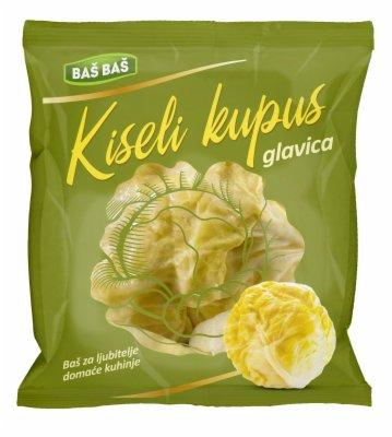 KUPUS KISELI GLAVICA BAS BAS