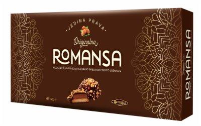 KEKS ROMANSA LESNIK 150G RAVANICA