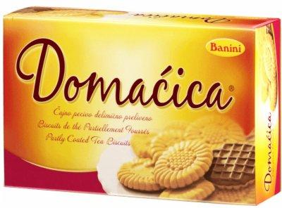 KEKS DOMACICA 230G BANINI