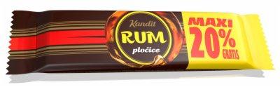 COK.RUM PLOCICE 54G 20% GRATIS