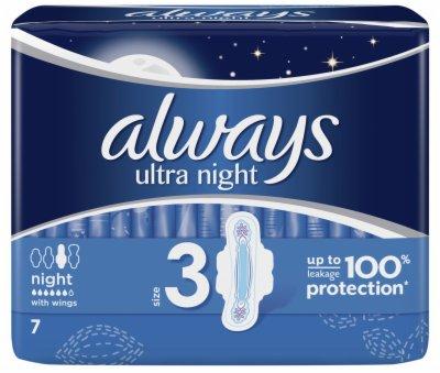 HIG.ULOSCI ULTRA NIGHT 7 ALWAYS
