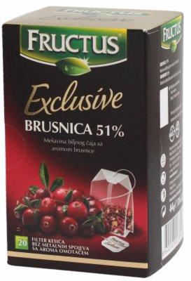CAJ BRUSNICA 51% EXL FRUCTUS