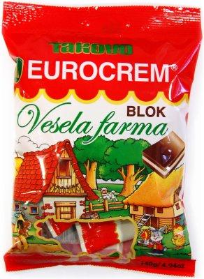 COK.VESELA FARMA 140G EUROKREM BLOK