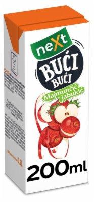 SOK BUCI BUCI JABUKA 0,2L SL.NEXT