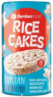 GALETE RICE CAKE 100G POPCORN