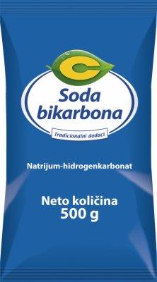 SODA BIKARBONA 500G C