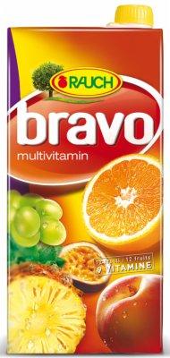 SOK BRAVO MULTIVITAMIN 2L