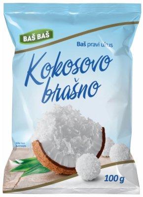 KOKOSOVO BRASNO 100G BAS BAS