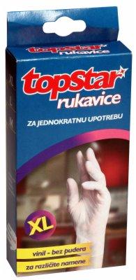 RUKAVICE UNIVERZ.10/1 XL VINIL TOP STAR