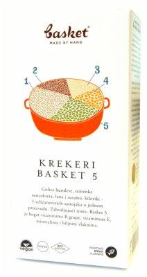 KREKERI BASKET 5 90G