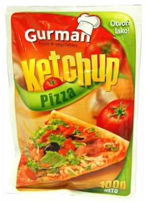 KECAP PIZZA 100G KESA GURMAN