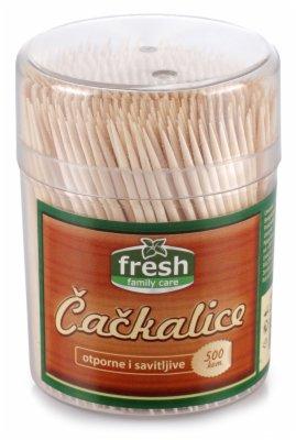 CACKALICE DRVENE OKRUGLE  500/1 FRESH
