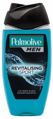 TUS GEL MEN SPORT REVITALISING 250ML PA.