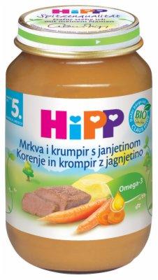 KASICA HIPP SARGAREPA+KROMPIR+JAGNJETINA