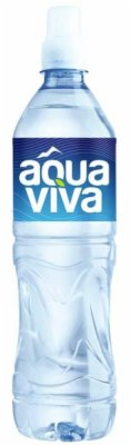 VODA AQUA VIVA SPORT LOCK PET  0,75L