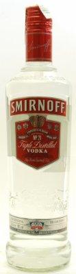 VODKA SMIRNOFF  RED 0.7L