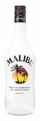 RUM MALIBU CARIBBEAN 0.7L