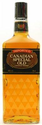 WHISKY CANADIAN SPEC.OLD 0.7L