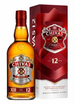 WHISKY CHIVAS REGAL 0.7L KUTIJA