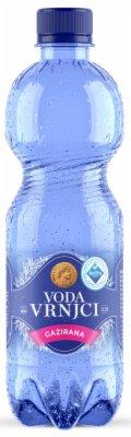 VODA VRNJCI GAZIRANA 0,5L PET