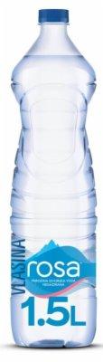 VODA ROSA NEGAZIRANA 1,5L PET