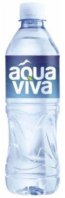VODA AQUA VIVA 0,5L PET