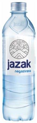 VODA JAZAK  NEGAZIRANA 0.5L PVC