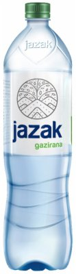 VODA JAZAK  GAZIRANA 1,5L