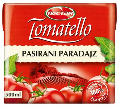 PARADAJZ PASIRANI  TOMATELLO 0,5L NECTAR