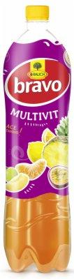 SOK BRAVO MULTIVITAMIN 1.5L  PVC RAUCH