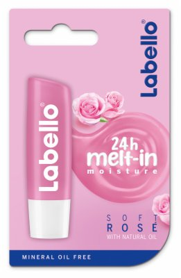 LABELLO ROSE 4.8G.NIVEA
