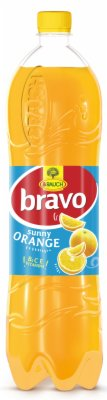 SOK BRAVO SUNNY ORANGE 1.5L.PVC RAUCH