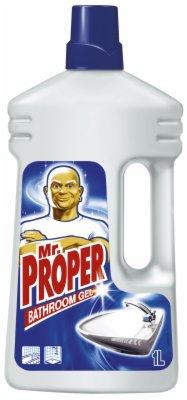 MR.PROPER SUPER GELBATHROOM 1L.